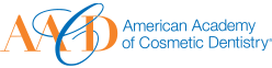 American Acadey of Cosmetic Dentistry logo